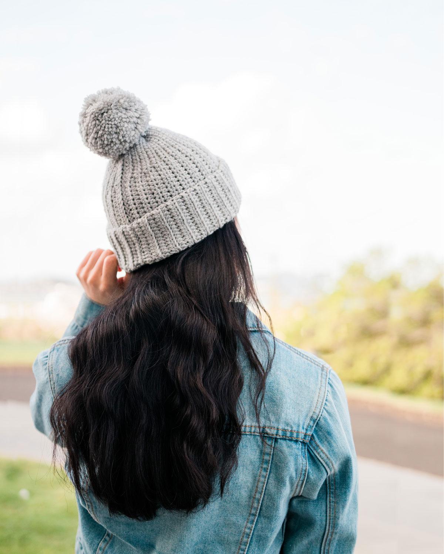 sombrero de ganchillo para principiantes